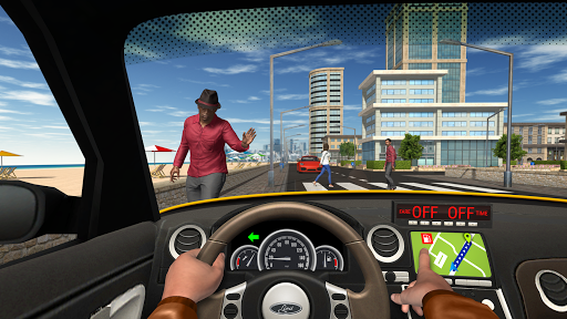 Taxi Game  screenshots 2