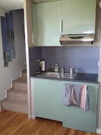 Appartement meublé 2 pièces 38 m2