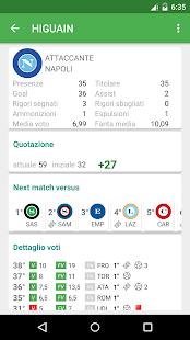Fantacalcio Numbers - náhled