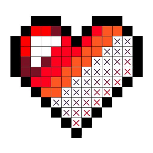Nonogram-Logic Picture Cross & Picross Puzzles