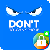 Don't Touch My Phone Security Lock Screen
