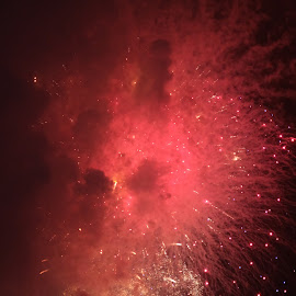 Saigon TET by Beh Heng Long - Abstract Fire & Fireworks ( fireworks,  )