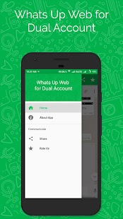 Whatsup Web For Dual Account - náhled