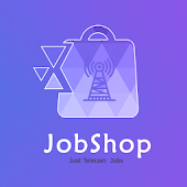 JobShop - The Telecom Job Portal