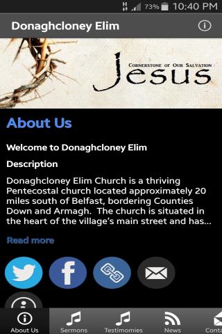 Donaghcloney Elim