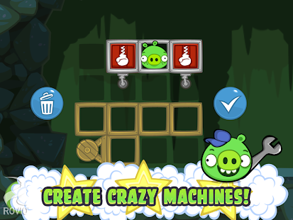 Bad Piggies – miniaturka zrzutu ekranu