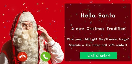 Live santa claus video callreal video call santa apps on google play m4hsunfo
