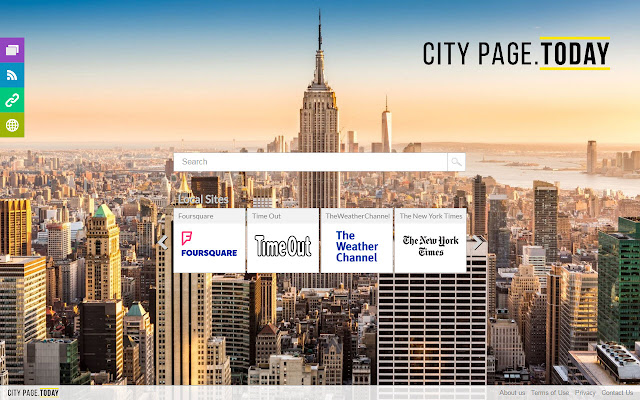 The New City Page Today