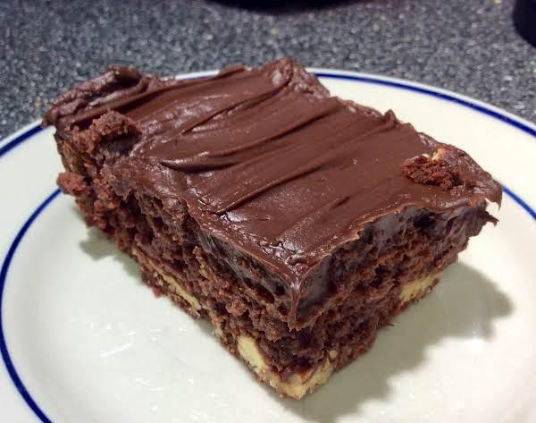 Almond Flour Double Chocolate Pecan Brownies (gf) Recipe