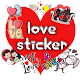 Love animated stickers for whatsapp wastickerapps APK