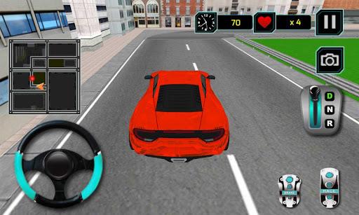 玩免費模擬APP|下載疯狂的超级城市汽车司机 app不用錢|硬是要APP