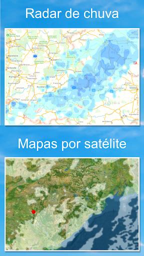 Clima ~ Previsão do tempo screenshot 2