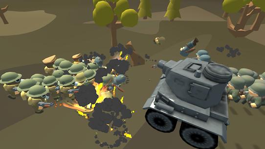 WW1 Battle Simulator MOD Apk 1.06 (Unlimited Bullets) 2