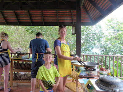 Lunch Course at Lanta Thai Cookery School
