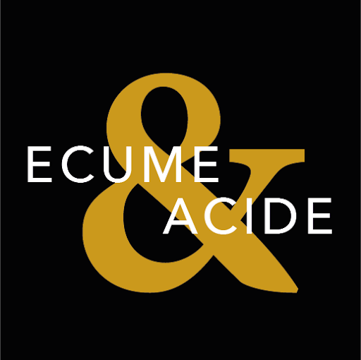 Écume & Acide Logo
