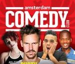 Amsterdam Comedy Club : Amsterdam Bar