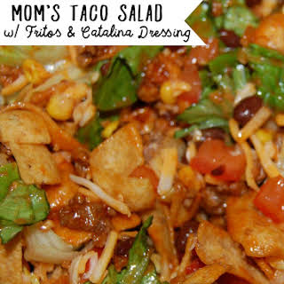 Frito Salad With Catalina Dressing Recipes.