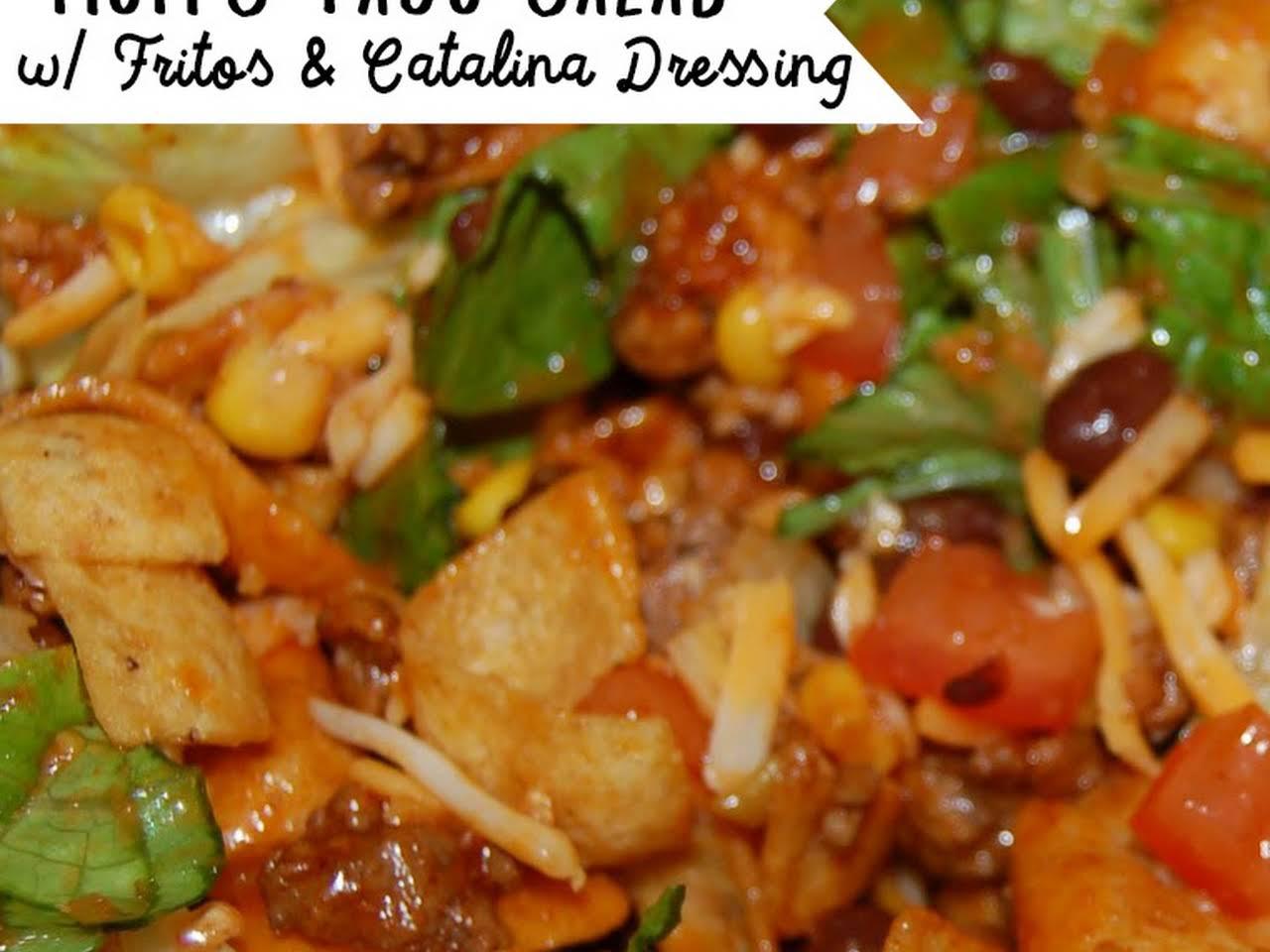 Taco Salad Recipes With Catalina Dressing