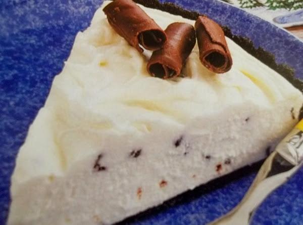 Chocolate Cheesecake Tart Recipe