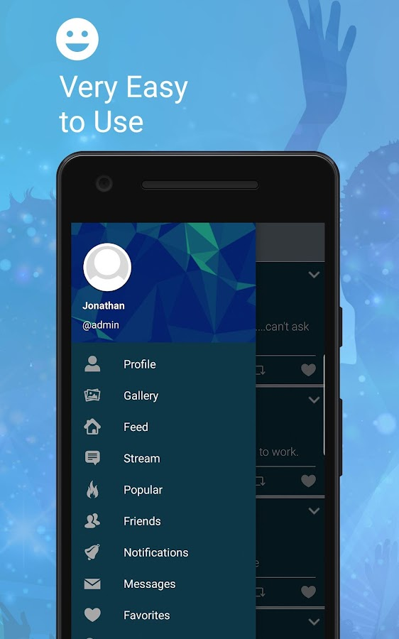 Echo - Social Network- screenshot