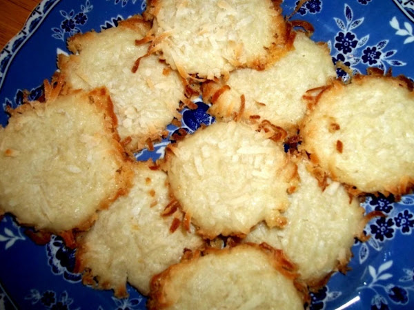 Coconut Meltaways Recipe