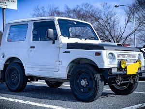 ジムニー JA11V ja11のカスタム事例画像 KOMATSUさんの2019年01月24日20:07の投稿