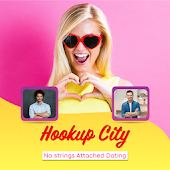 HookUp City - No Strings Attached Dating