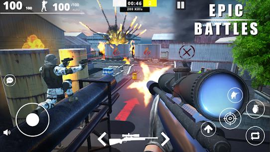 Strike Force Online Apk Mod Munição Infinita 9
