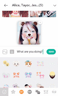 Download B612 For PC Windows and Mac apk screenshot 4