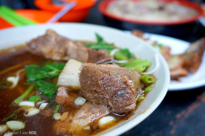 台中西區牛肉麵,百里香牛肉麵-12