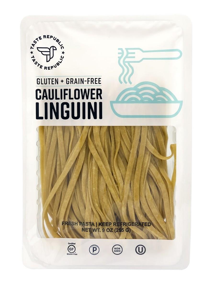 Cauliflower Linguini