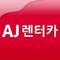 AJ Rent a CAR icon