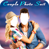 Couple Photo Suit : Valentine Couple Photo Suit