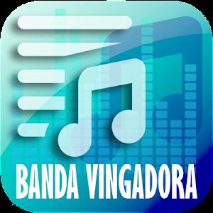 Banda VINGADORA Música Letras screenshot 3