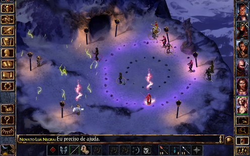 Baldur's Gate Enhanced Edition Screenshot