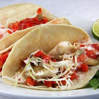 Fast Fish Tacos Recipe