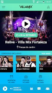 VillaMix Festival - náhled