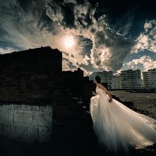 Fotógrafo de bodas Cristiano Ostinelli (ostinelli). Foto del 01.12.2017