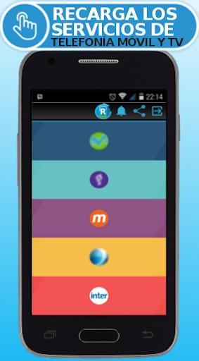Mi Recarga - Saldo Gratis 8.2 screenshots 1