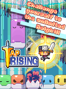 Tap Rising- screenshot thumbnail