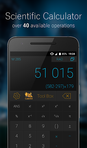 CalcKit: All in One Calculator v2.2.2 [Premium]