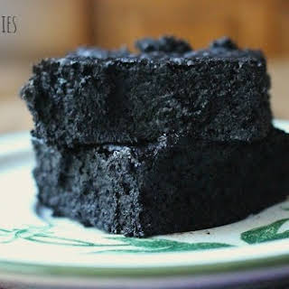 Katharine Hepburn's Brownies, Made My Way, To My Husband's Tastes.