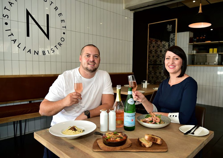 Port Elizabeth restaurateurs Jonathan Gunston and Marlene Tredoux have opened Nolio and are also the driven pair behind Two Olives in Stanley Street