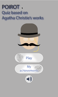 Quiz: Agatha Christie's Poirot- screenshot thumbnail