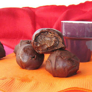 Peanut Butter Mousse Truffles [Vegan, Gluten-Free]