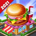Cooking Crush: New Free Cooking Games Madness icon