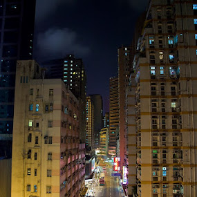 Wanchai by Tiffany Bailey - City,  Street & Park  Historic Districts