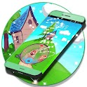 Lock Screen Cartoon Theme icon