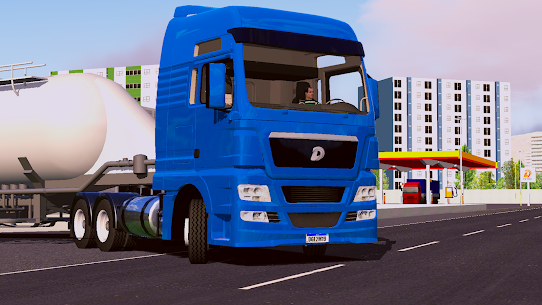 World Truck Driving Simulator Mod Apk 1,175 +OBB/Data for Android 6