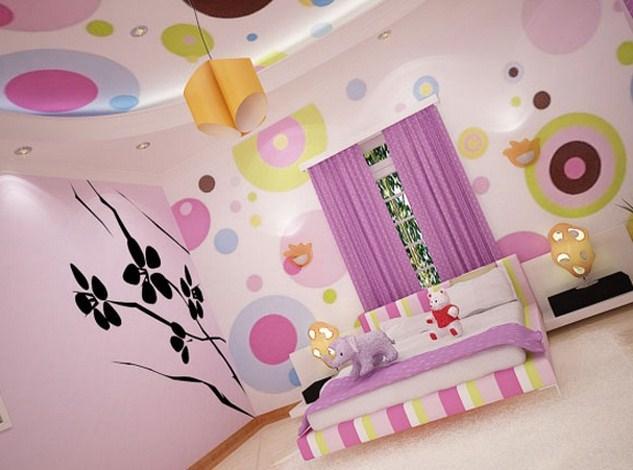 Pelekat Dinding Bilik Tidur Desainrumahid